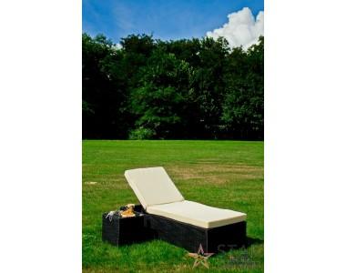 Łóżko ogrodowe AMATO