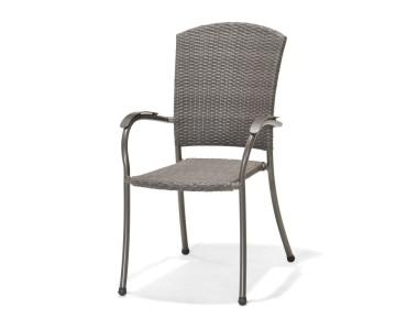 Krzesło z podłokietnikami Emelina
