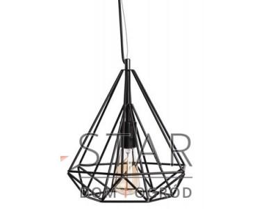 Lampa Matrix 280 czarna