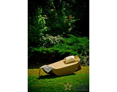 Łóżko ogrodowe ANGELO