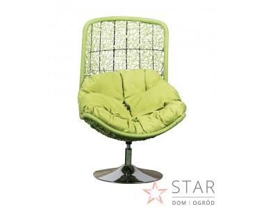 Fotel Alice Zielony