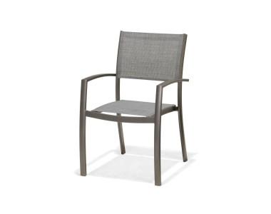 Krzesło z podłokietnikami Solana