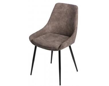 Krzesło Floyd brązowe