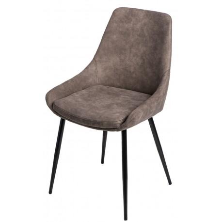 Wspaniały krzesła, kuchnia, salon, krzesło, brązowe, jadalniane, pokój KK91