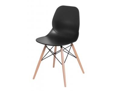 Krzesło Layer DSW białe