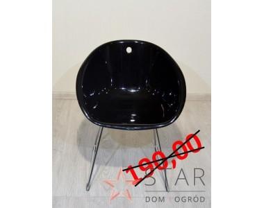 Krzesło Dora Black insp. Gliss