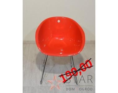 Krzesło Dora Red insp. Gliss