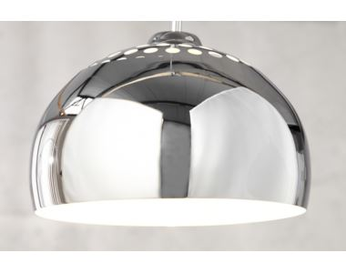 Lampa Silver Chrome Ball