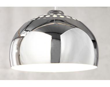 Lampa Silver Chrome Ball