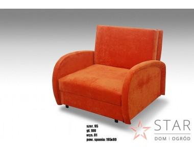 Fotel Rozkładany Kinia I