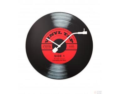 Zegar Vinyl Tap