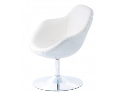 Fotel Pezzo K- biały, S-białe