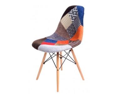 Krzesło P016W patchwork