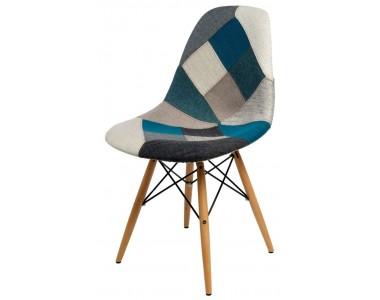 Krzesło P016W patchwork 2