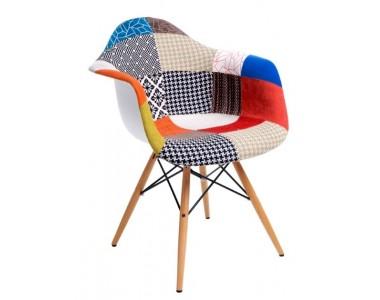 Krzesło P018 patchwork